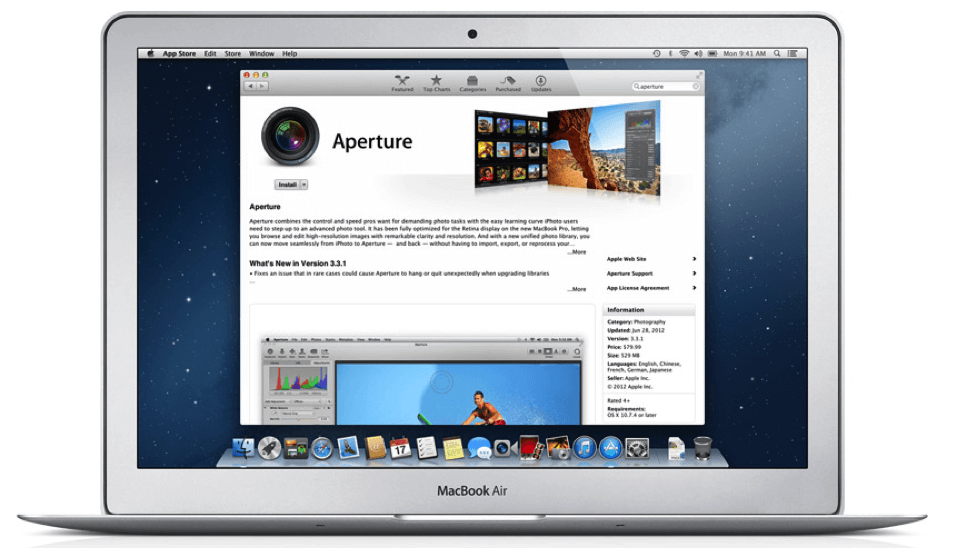 What is Mac app store