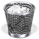How to empty the trash in Mac OS X