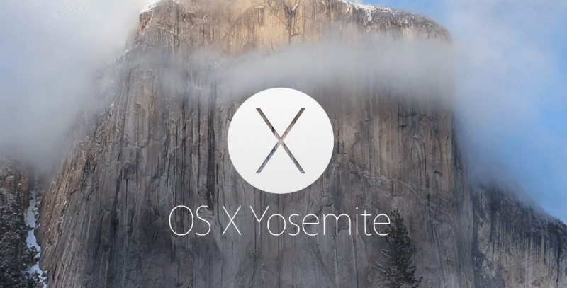 Smart New Functions & Features of Apple's New OS X Yosemite